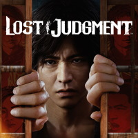 Lost Judgment (PS5 cover
