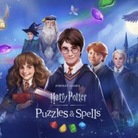 Okładka Harry Potter: Puzzles & Spells (AND)