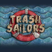 Okładka Trash Sailors (PS4)
