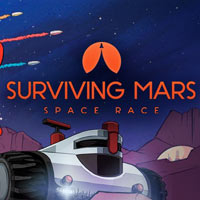 Game Box for Surviving Mars: Space Race (PC)