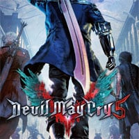 Okładka Devil May Cry 5 (PC)