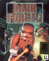 Game Box for Star Wars: Dark Forces (PC)