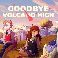Okładka Goodbye Volcano High (PC)