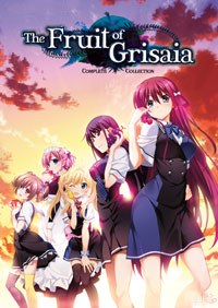 Game Box for The Fruit of Grisaia (PSP)