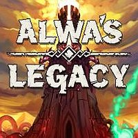Game Box for Alwa's Legacy (PC)