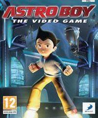 Okładka Astro Boy: The Video Game (Wii)