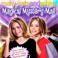Okładka Mary-Kate and Ashley: Magical Mystery Mall (PS1)