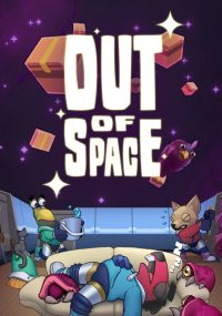 Out of Space (PS5 cover
