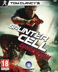 Okładka Tom Clancy's Splinter Cell: Conviction (PC)