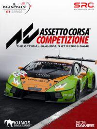 Game Box for Assetto Corsa Competizione (PC)