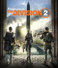Game Box for Tom Clancy's The Division 2 (PC)
