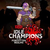 Okładka Idle Champions of the Forgotten Realms (PS4)