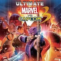 Ultimate Marvel vs. Capcom 3 cover