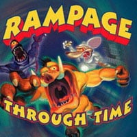 Okładka Rampage Through Time (PS1)