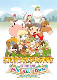 Game Box for Story of Seasons: Friends of Mineral Town (PC)