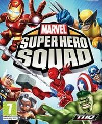 Okładka Marvel Super Hero Squad (PSP)