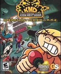 Okładka Codename: Kids Next Door - Operation: V.I.D.E.O.G.A.M.E. (PS2)
