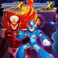 Okładka Mega Man X Legacy Collection 1 + 2 (XONE)
