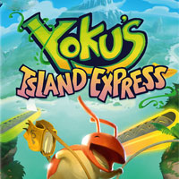 Game Box for Yoku's Island Express (PC)