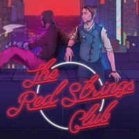 Game Box for The Red Strings Club (Switch)