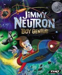 Jimmy Neutron: Boy Genius cover