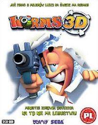 Okładka Worms 3D (PC)