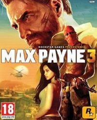Game Box for Max Payne 3 (PC)