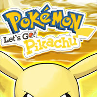 Okładka Pokemon: Let's Go, Pikachu! (Switch)