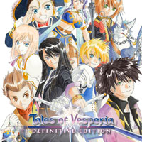 Tales of Vesperia: Definitive Edition cover