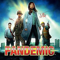 Game Box for Pandemic: The Board Game (Switch)