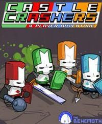 Okładka Castle Crashers (PC)