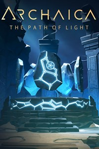 Game Box for Archaica: The Path of Light (Switch)
