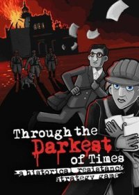 Game Box for Through the Darkest of Times (Switch)