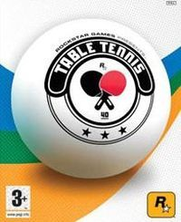 Okładka Table Tennis (Wii)