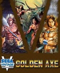 Game Box for Golden Axe (AND)