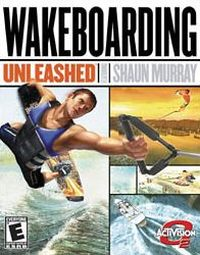 Okładka Wakeboarding Unleashed Featuring Shaun Murray (PC)