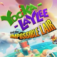 Okładka Yooka-Laylee and the Impossible Lair (PC)