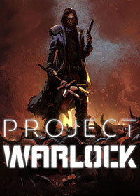 Game Box for Project Warlock (PS4)