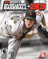 Okładka Major League Baseball 2K9 (PS2)