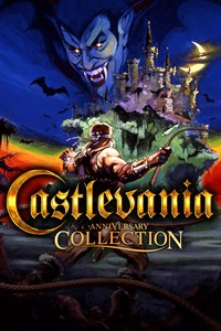 Okładka Castlevania Anniversary Collection (XONE)