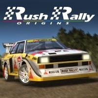 Rush Rally Origins (AND cover