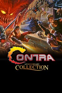 Game Box for Contra Anniversary Collection (XONE)