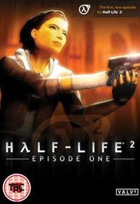 Okładka Half-Life 2: Episode One (PC)