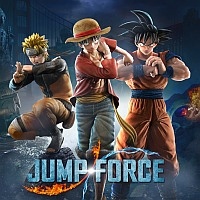 Game Box for Jump Force (PC)