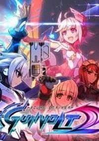 Okładka Azure Striker Gunvolt 2 (3DS)