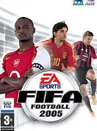 Game Box for FIFA Football 2005 (PC)