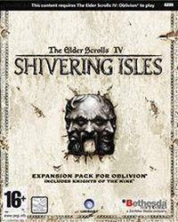 Game Box for The Elder Scrolls IV: Shivering Isles (PC)
