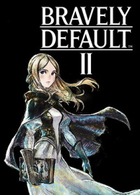Bravely Default II (PC cover