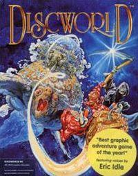 Okładka Discworld (PS1)