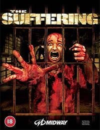 Game Box for The Suffering (PC)